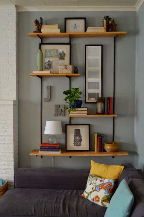 30 Exclusive Wall Shelf Ideas Shelves For Every Room