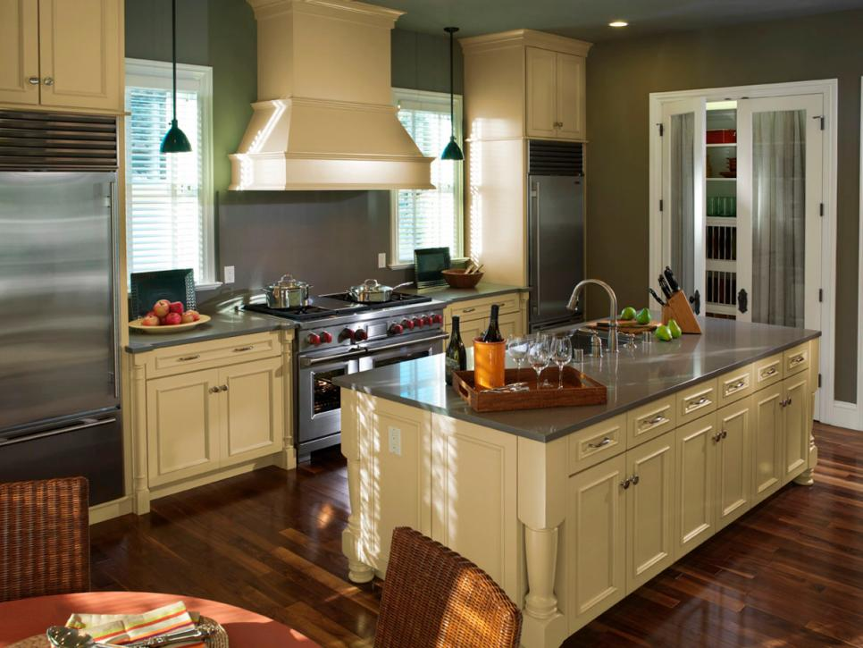 kitchen layout ideas island