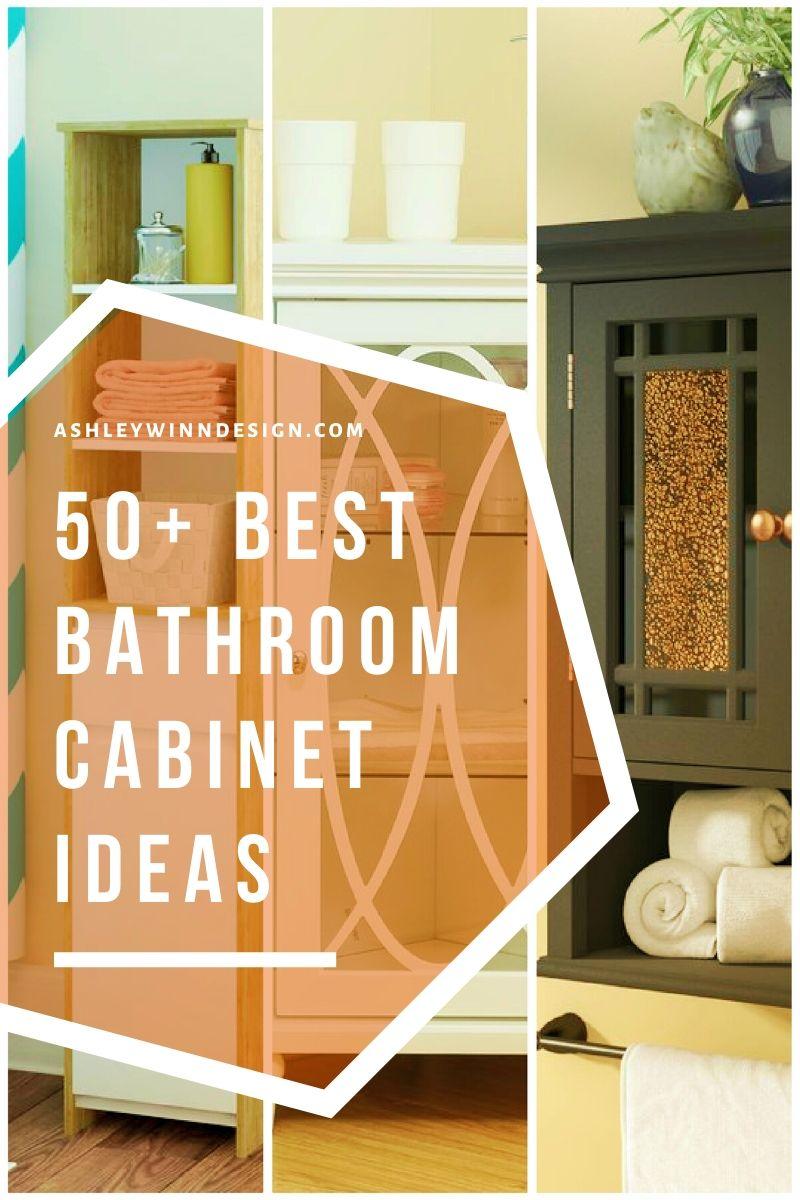 Bathroom Cabinet Ideas In 2021 50 Ideas For Bathroom Storage